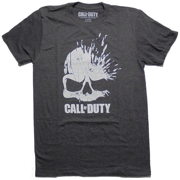 Men's Call of Duty Headshot Tee - Blue Culture Tees