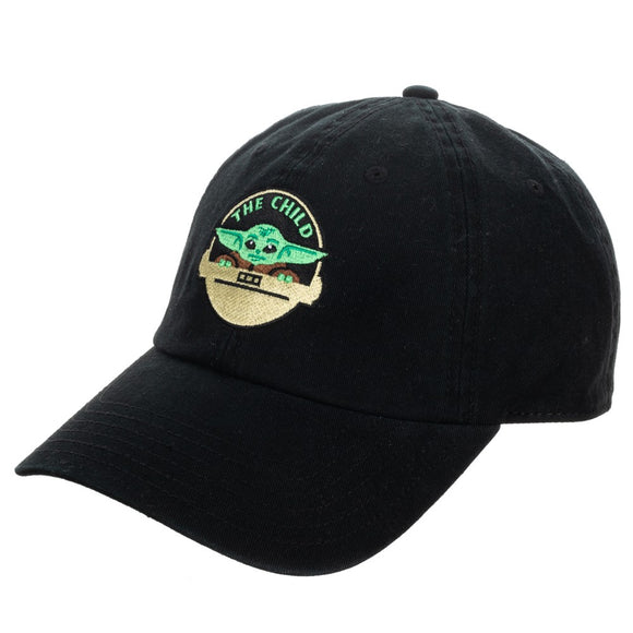 STAR WARS MANDALORIAN THE CHILD DAD HAT