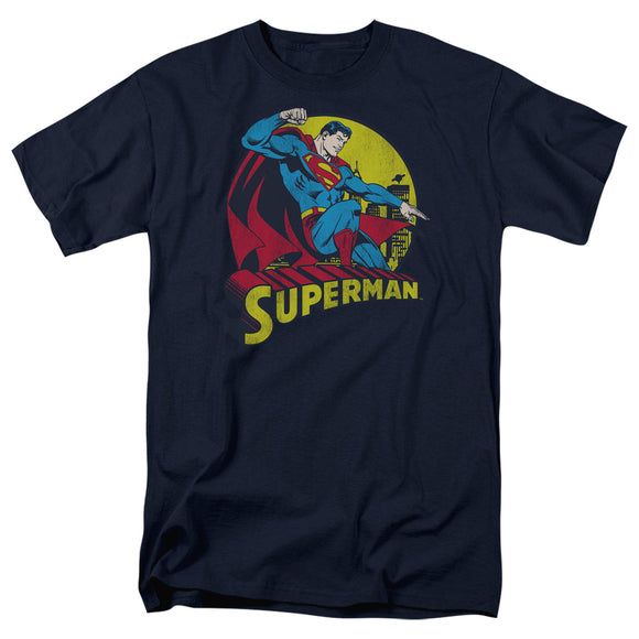 Men's DC Comics Superman Big Blue Tee