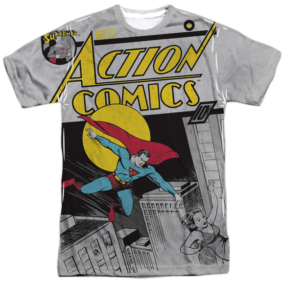 Men's DC Comics Superman No. 23 Sublimated Tee