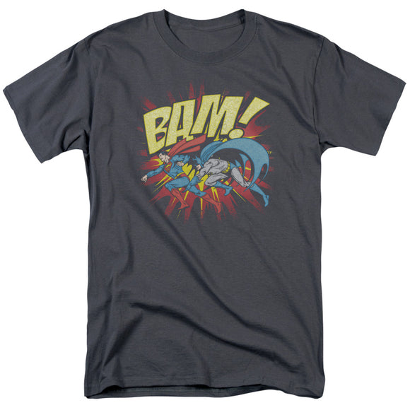 Men's DC Comics Superman BAM! Tee