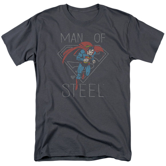 Men's DC Comics Superman Hardened Heart Tee