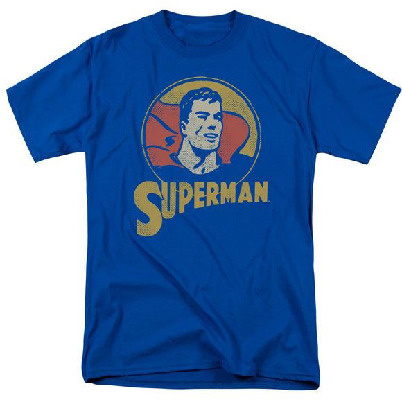Men's DC Comics Superman Super Circle Tee