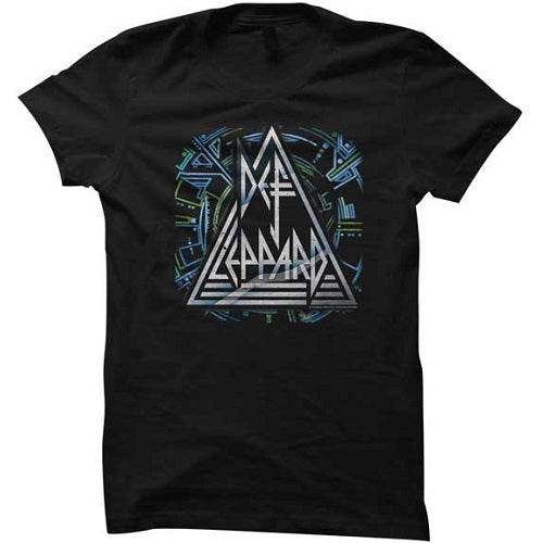 WOMEN'S DEF LEPPARD HISTERIC TEE