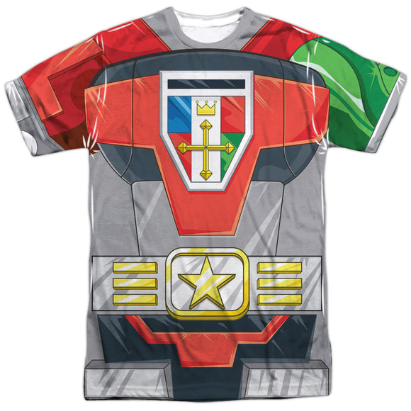Men's Voltron Costume Sublimated T-Shirt