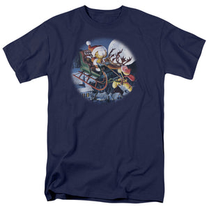 MEN'S GARFIELD MOONLIGHT RIDE TEE
