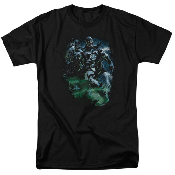 MEN'S BATMAN BLACK LANTERN BATMAN TEE