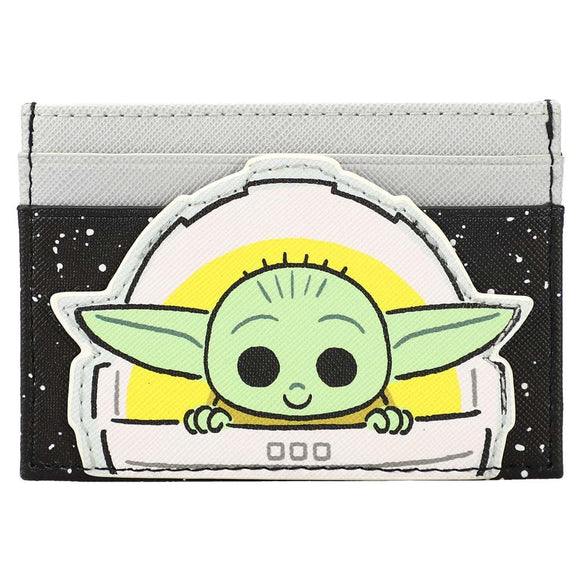 Star Wars The Mandalorian Grogu Card Wallet Cardholder