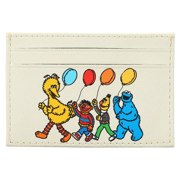 Sesame Street Friends Card Wallet Cardholder