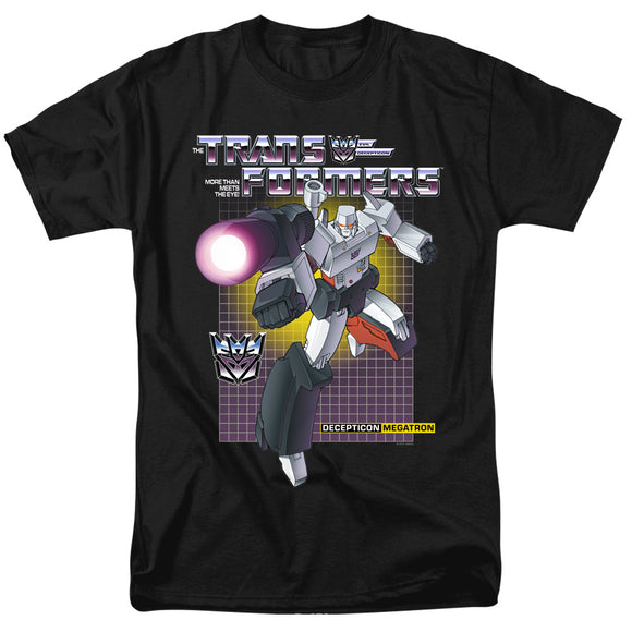MEN'S TRANSFORMERS MEGATRON LOGO TEE