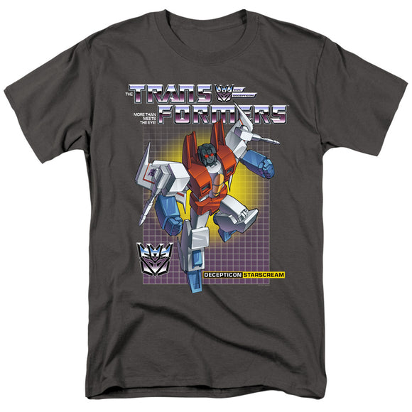 MEN'S TRANSFORMERS STARSCREAM TEE
