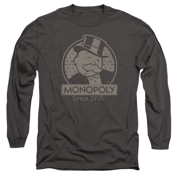 MEN'S MONOPOLY WINK LONG SLEEVE TEE