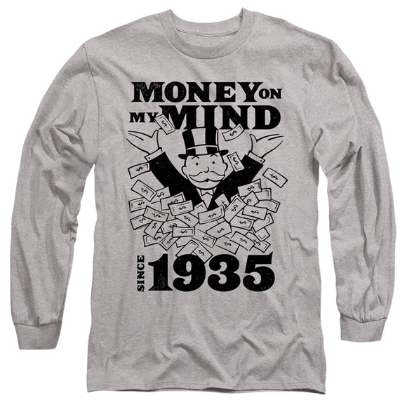 MEN'S MONOPOLY SINCE 35 LONG SLEEVE TEE