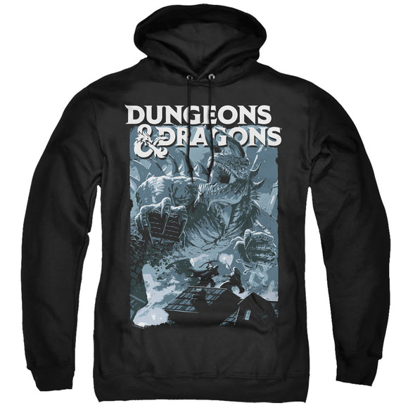 MEN'S DUNGEONS AND DRAGONS TARRASQUE PULLOVER HOODIE