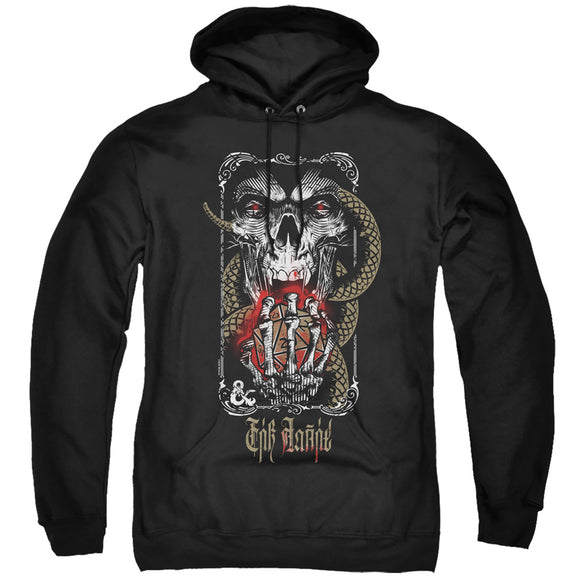 MEN'S DUNGEONS AND DRAGONS LICH FOR CHAOS PULLOVER HOODIE