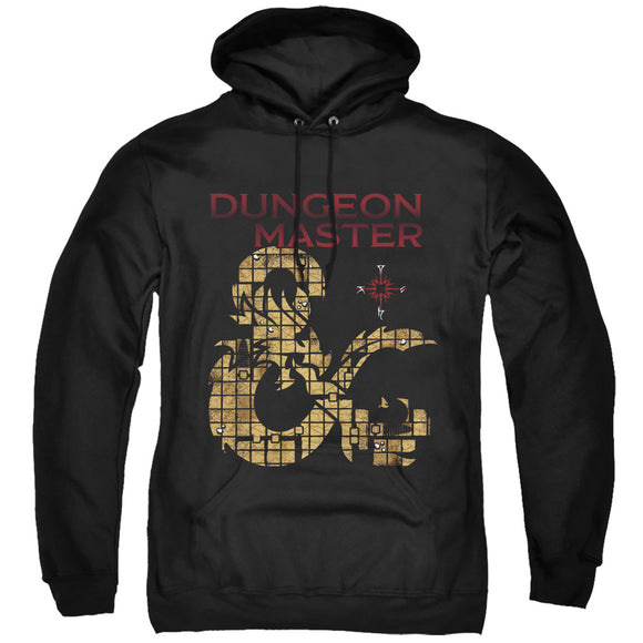 MEN'S DUNGEONS AND DRAGONS DUNGEON MASTER PULLOVER HOODIE