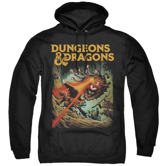 MEN'S DUNGEONS AND DRAGONS BEHOLDER STRIKE PULLOVER HOODIE