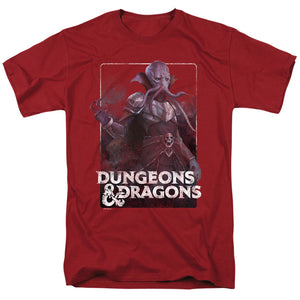 MEN'S DUNGEONS AND DRAGONS MASTER MINDFLAYER TEE