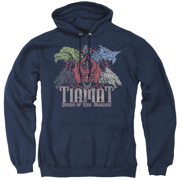 MEN'S DUNGEONS AND DRAGONS TIAMAT QUEEN OF EVIL PULLOVER HOODIE