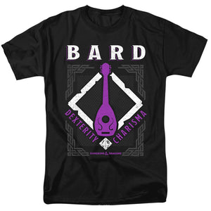 MEN'S DUNGEONS AND DRAGONS BARD TEE