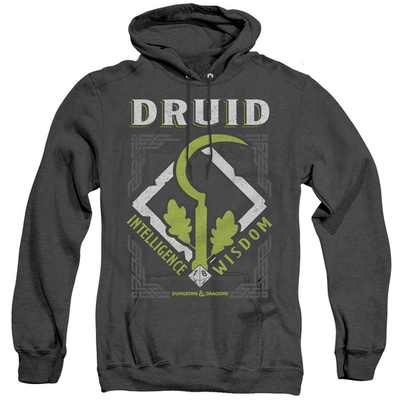 MEN'S DUNGEONS AND DRAGONS DRUID HEATHER PULLOVER HOODIE