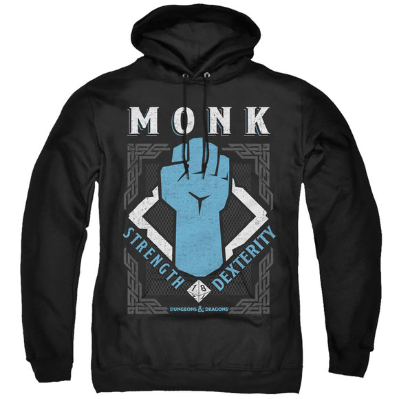 MEN'S DUNGEONS AND DRAGONS MONK PULLOVER HOODIE