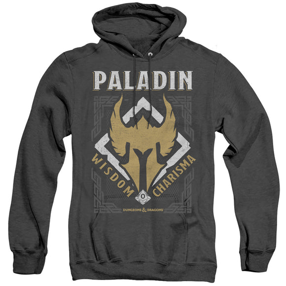 MEN'S DUNGEONS AND DRAGONS PALADIN HEATHER PULLOVER HOODIE