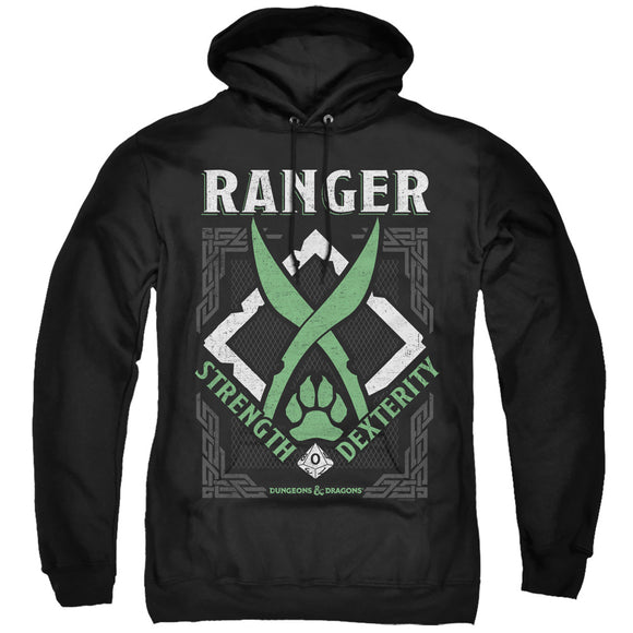 MEN'S DUNGEONS AND DRAGONS RANGER PULLOVER HOODIE