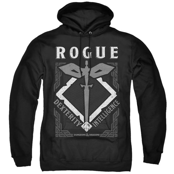 MEN'S DUNGEONS AND DRAGONS ROUGE PULLOVER HOODIE