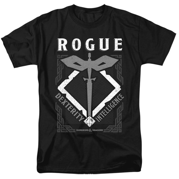 MEN'S DUNGEONS AND DRAGONS ROUGE TEE