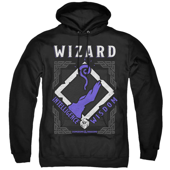 MEN'S DUNGEONS AND DRAGONS WIZARD PULLOVER HOODIE