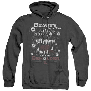 MEN'S DUNGEONS AND DRAGONS EYE OF THE BEHOLDER HEATHER PULLOVER HOODIE