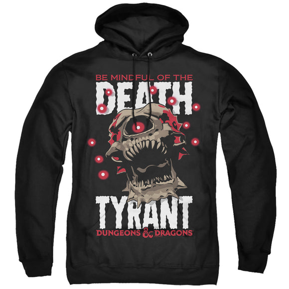 MEN'S DUNGEONS AND DRAGONS DEATH TYRANT PULLOVER HOODIE