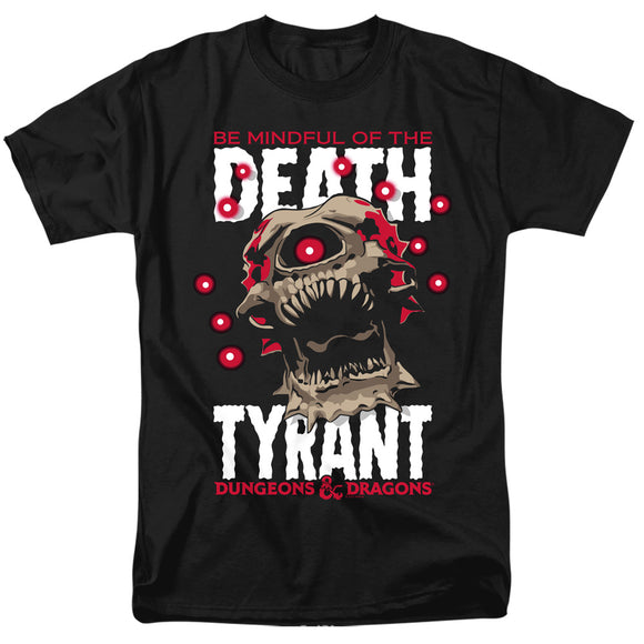 MEN'S DUNGEONS AND DRAGONS DEATH TYRANT TEE