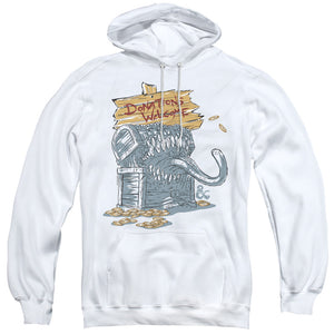 MEN'S DUNGEONS AND DRAGONS DONATIONS WELCOME MIMIC PULLOVER HOODIE