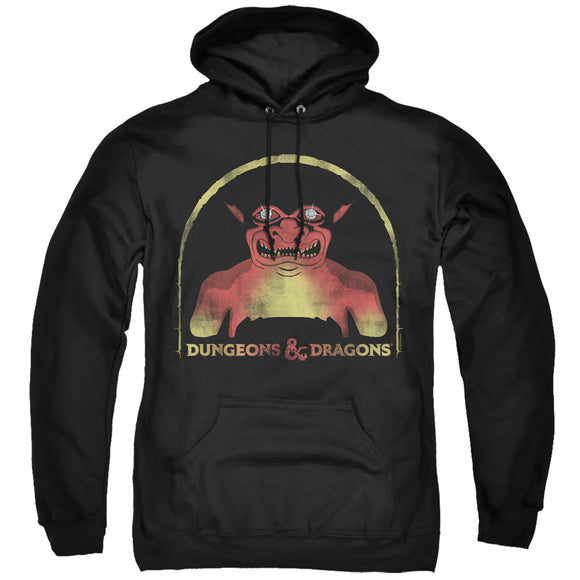 MEN'S DUNGEONS AND DRAGONS OLD SCHOOL PULLOVER HOODIE