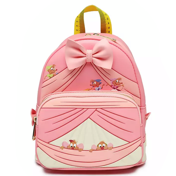 Loungefly Disney Cinderella Peek-a-Boo Mini Backpack