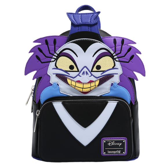 Loungefly Disney The Emperor's New Groove Yzma Cosplay Mini Backpack