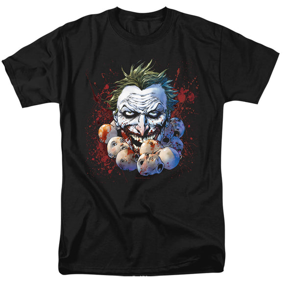 MEN'S JOKER DOLL HEADS TEE