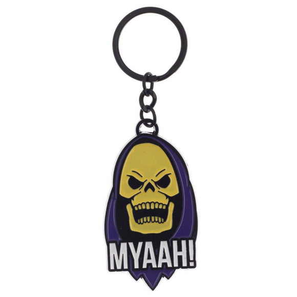Masters of the Universe Skeletor Enamel Keychain