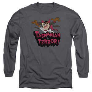MEN'S LOONEY TUNES TAZ TERROR LONG SLEEVE TEE