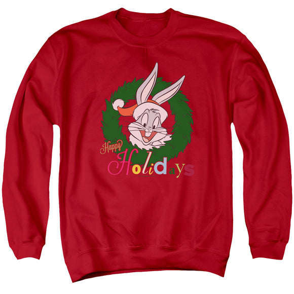 MEN'S LOONEY TUNES HOLIDAY BUNNY SWEATSHIRT