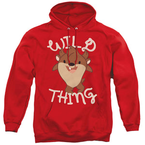 MEN'S LOONEY TUNES WILD THING KID PULLOVER HOODIE
