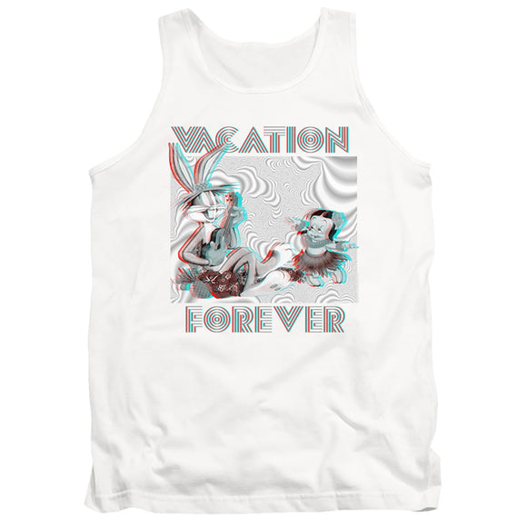 MEN'S LOONEY TUNES VACATION FOREVER TANK TOP