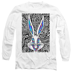 MEN'S LOONEY TUNES WILD BUGS LONG SLEEVE TEE