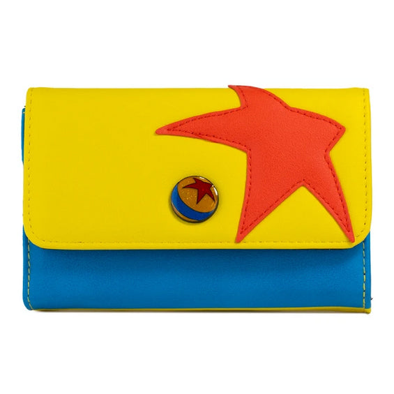 Disney Pixar Luxo Ball Bounding Flap Wallet - Preorder