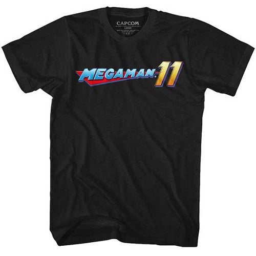 MEN'S MEGA MAN MEGA LOGO TEE - Blue Culture Tees