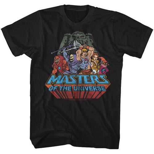 MEN'S MASTERS OF THE UNIVERSE REGISTER LIGHTWEIGHT TEE - Blue Culture Tees