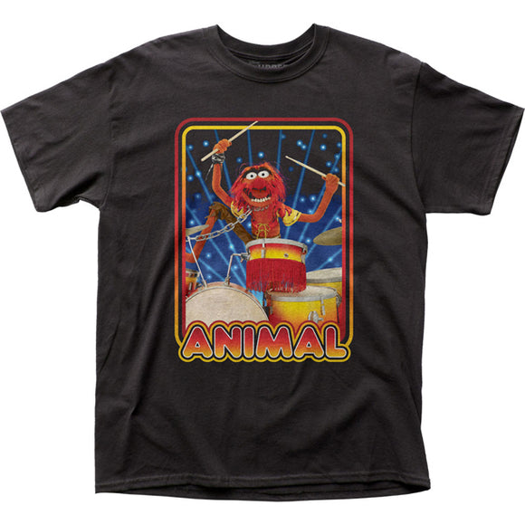 Men's The Muppets Animal Tee