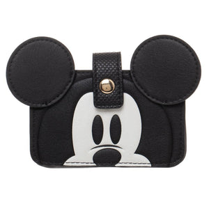 DISNEY MICKEY MOUSE ACCORDIAN CARD WALLET - Blue Culture Tees